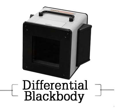 Differential blackbody source