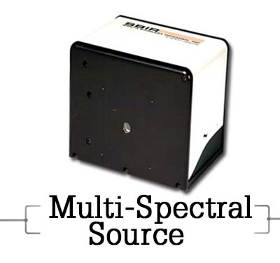 multi-spectral source photo