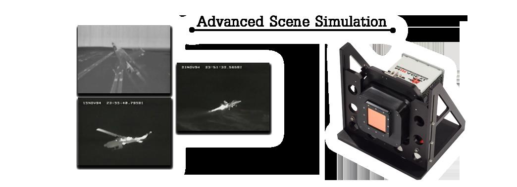 Mirage Dynamic Ir Scene Projectors Sbir Santa