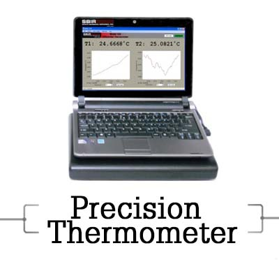 how to calibrate use and clean a temperature probe